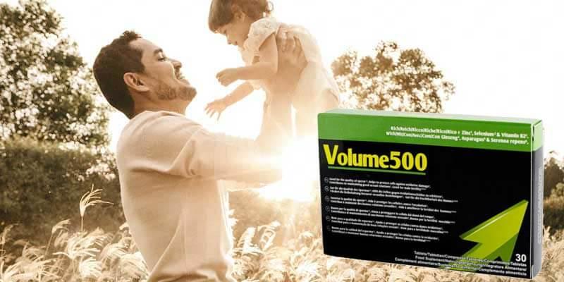 Volume500 fertilità
